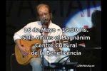 """Ciclo """"Letra y Música"""" Luis Eduardo Aute y Jesús Munárriz"""