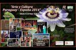 Arte y Cultura Paraguay – España 2014