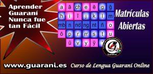 Curso de Lengua Guaraní Online