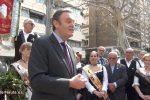 Casas de Castilla La Mancha en Valencia realizan Homenaje a Cervantes