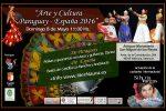 """""""Arte y Cultura Paraguay-España 2016"""""""