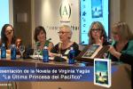 Presentación de la Novela «La Última Princesa del Pacífico» de Virginia Yagüe