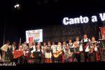 II Encuentro de Folklore Castellano Manchego en Valencia.